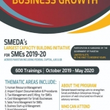 SMEDA Building capacities for business growth