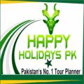 Happy Holidays PK Pakistan's No.1 Tour Planner